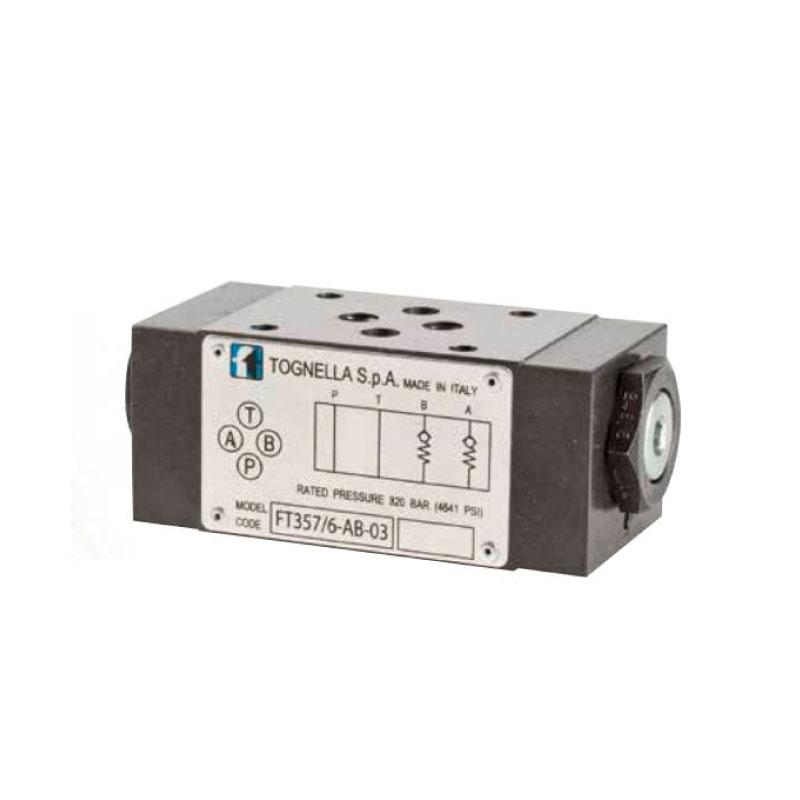 hidráulica electroválvulas Roquet Sumifluid Elche