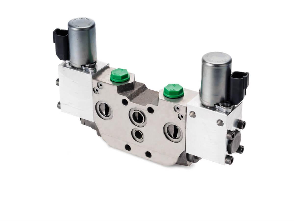Distribuidor hidraúlico marca Roquets estándar