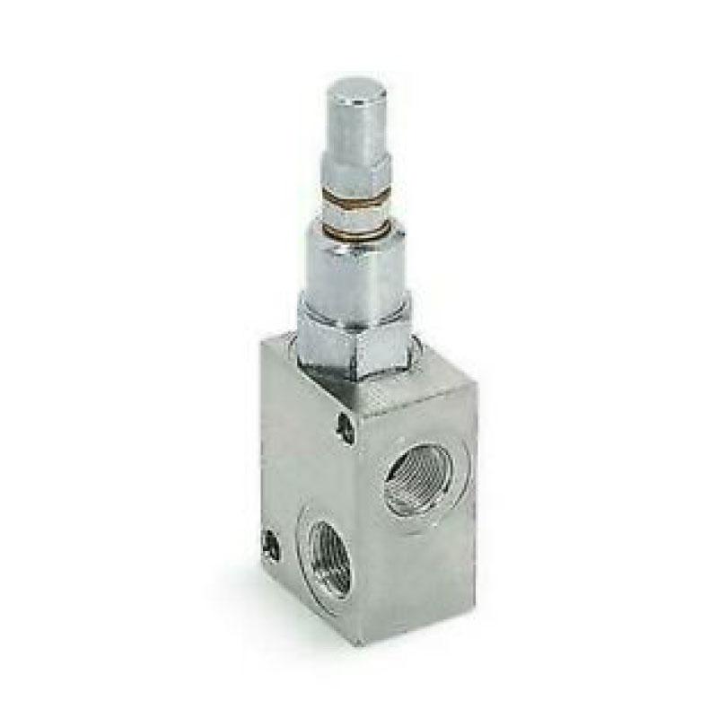 válvula de descarga modelo 3 sumifluid