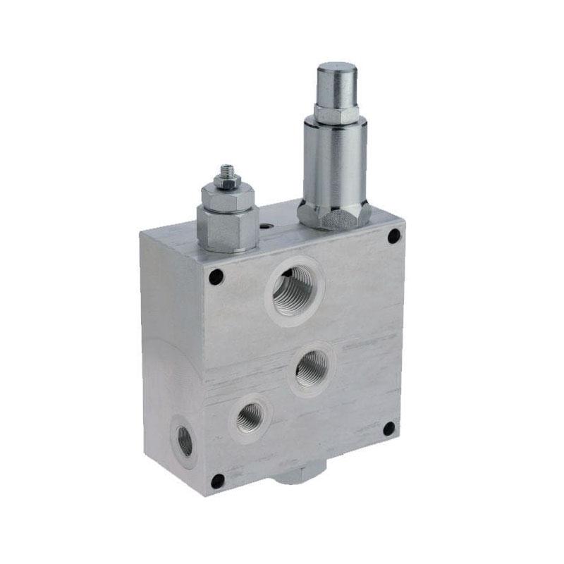 válvula de descarga modelo 1 sumifluid