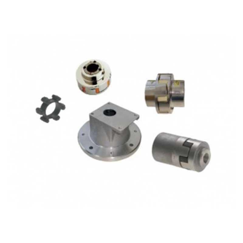 Campana hidráulica y componentes
