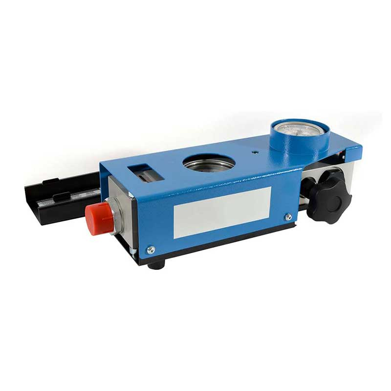 Caudalímetro azul hidráulica Sumifluid