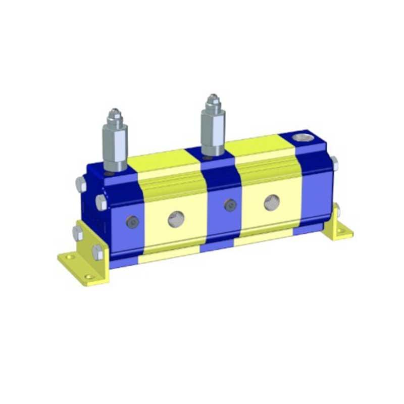 Divisor de caudal para sistemas hidráulicos Sumifluid