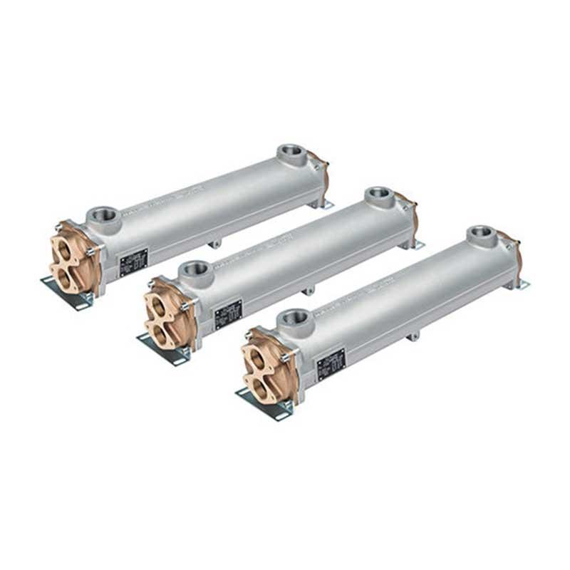 Intercambiadores de calor sistemas hidráulicos marca Sumifluid