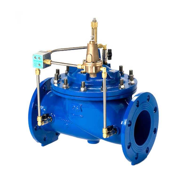 Limitadoras de presión hidráulica Sumifluid